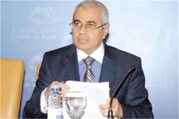 المستشار أحمد سعيد خليل رئيس وحدة مكافحة غسل الأموال وتمويل الإرهاب