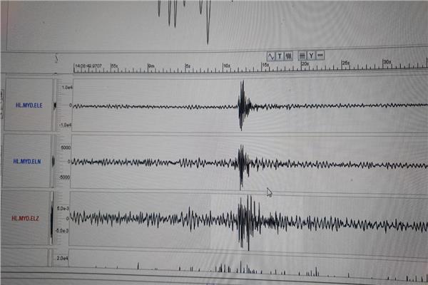 قياس الزلازل