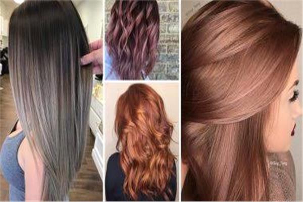 موضة الوان الشعر