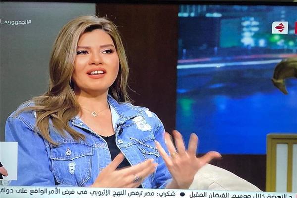 النجمة رانيا فريد شوقى
