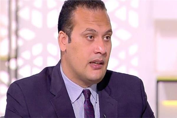 الدكتور محمد القرش، المتحدث الرسمي باسم وزارة الزراعة