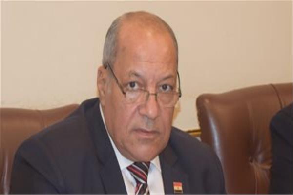 عطية حماد رئيس شعبة المخابز بغرفة القاهرة التجارية