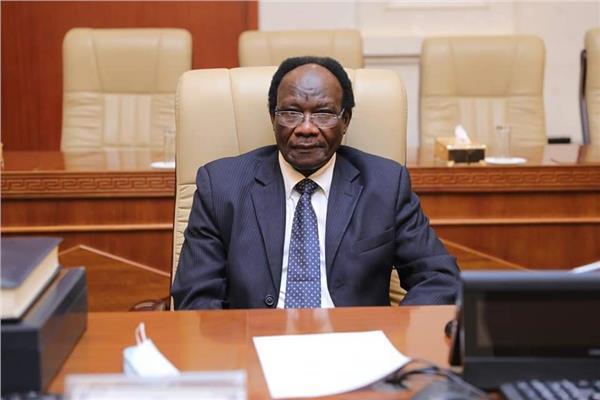 وزير الاستثمار السوداني الدكتور عبدالهادي إبراهيم