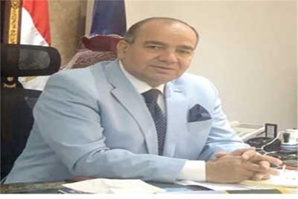 اللواء فخر الدين العربي مدير أمن القليوبية