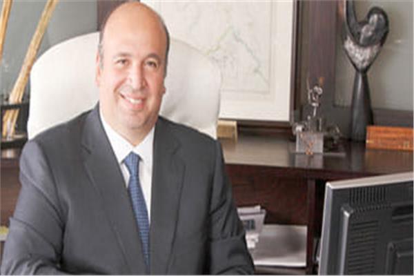 الدكتور أحمد هيكل  رئيس شركة القلعة