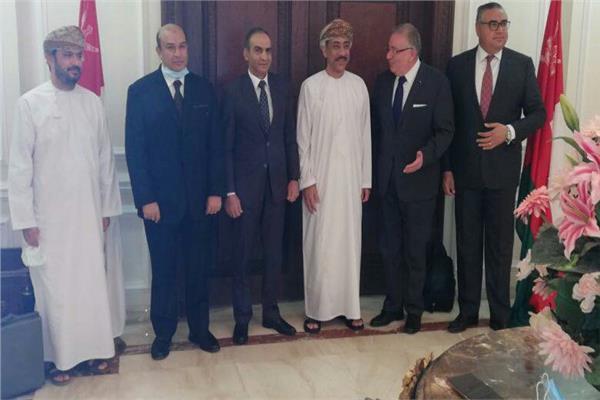 بعثة سفارة سلطنة عُمان لدى مصر