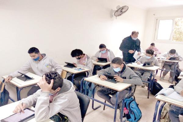 التعليم تطمئن الطلاب بإجراءات احترازية مشددة خلال الامتحانات