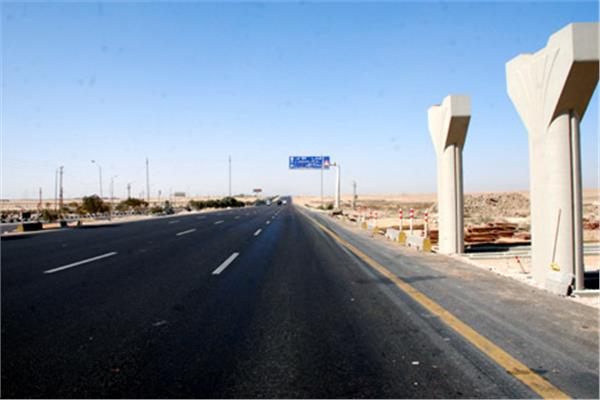 """طريق """"اسكندرية - مطروح"""" الساحلي - أرشيفية"""