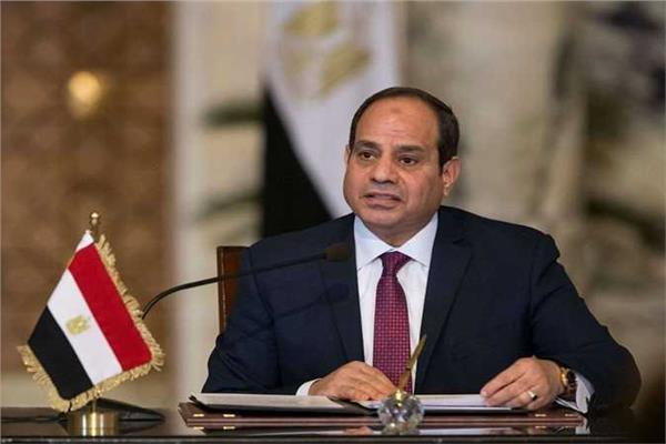 الرئيس عبد الفتاح السيسي وزارة الدولة للهجرة وشئون المصريين