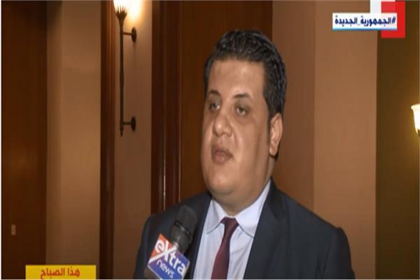 مصطفى زمزم، رئيس مجلس أمناء مؤسسة صناع الخير للتنمية