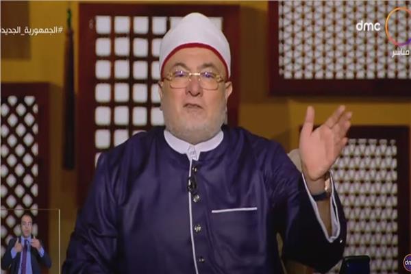 الشيخ خالد الجندى عضو المجلس الأعلى للشئون الإسلامية