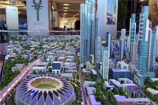 العاصمة الأدارية الجديدة