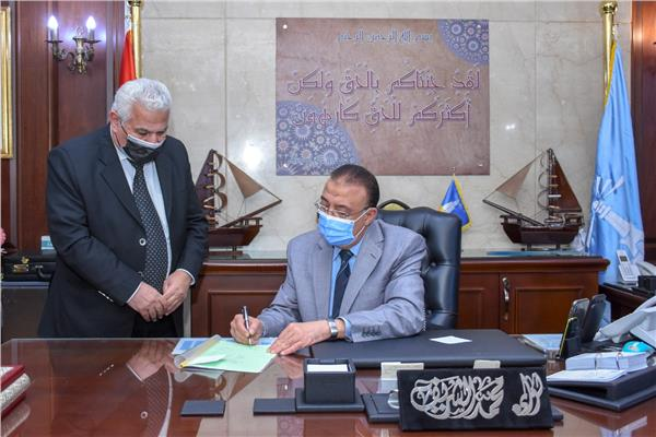 محافظ الإسكندرية يعتمد نتيجة الشهادة الإعدادية