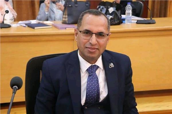 الدكتور السيد أحمد مرجان، عميد كلية الشريعة والقانون بجامعة الأزهر بدمنهور
