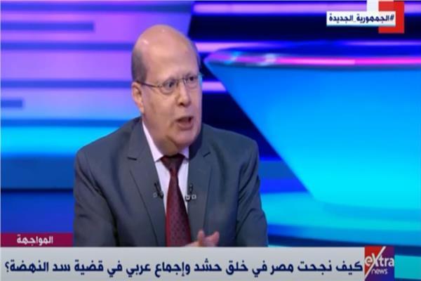 الكاتب الصحفي عبد الحليم قنديل