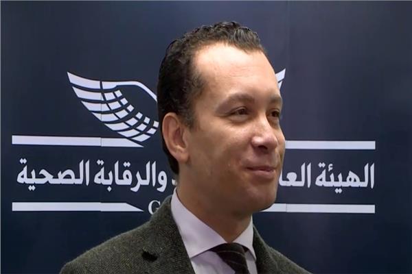 د. إسلام أبو يوسف نائب رئيس الهيئة العامة للاعتماد والرقابة الصحية