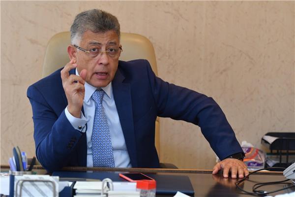 أشرف إسماعيل رئيس الهيئة العامة للاعتماد والرقابة الصحية