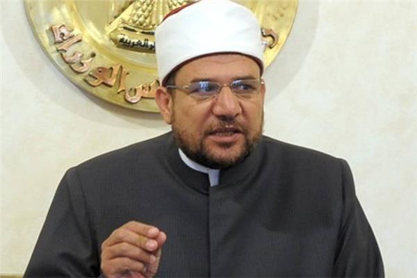الدكتور محمد مختار جمعة، وزير الأوقاف،