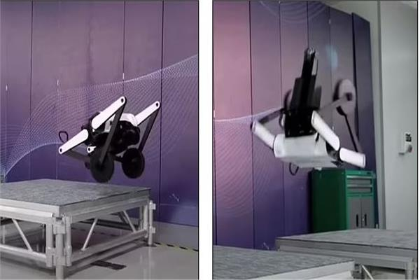 صورة صور وفيديو| تطوير روبوت يمتلك قدرات تخطيط المسار لمواجهة أي عقبة