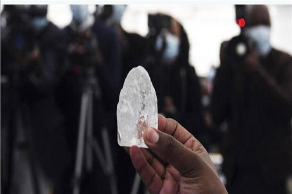 اكبر قط الماس في العالم