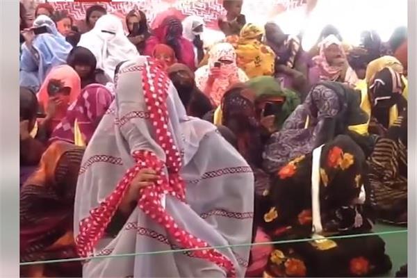 إمرأه موريتانية