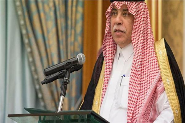 ماجد بن عبد الله القصبي وزير الإعلام السعودي