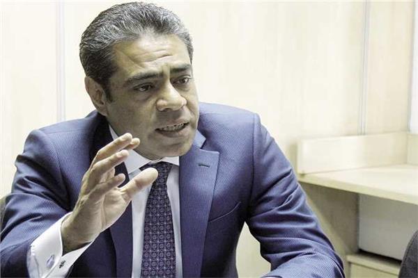 طارق قنديل عضو مجلس إدارة النادي الأهلي