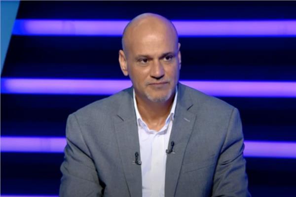 الكاتب الصحفى خالد ميرى
