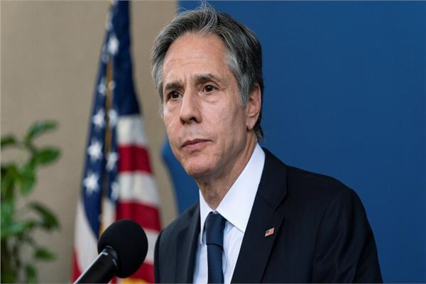 وزير الخارجية الأمريكى أنتونى بلينكن