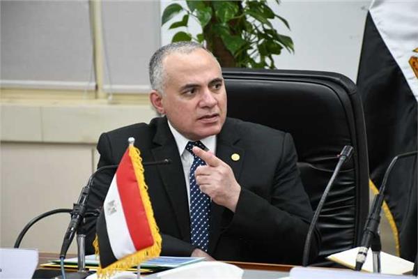 الدكتور محمد عبدالعاطي، وزير الموارد المائية الري