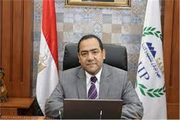 الدكتور صالح الشيخ رئيس الجهاز المركزي للتنظيم والإدارة