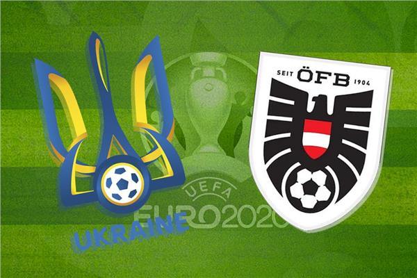 شعار منتخبي أوكرانياوالنمسا
