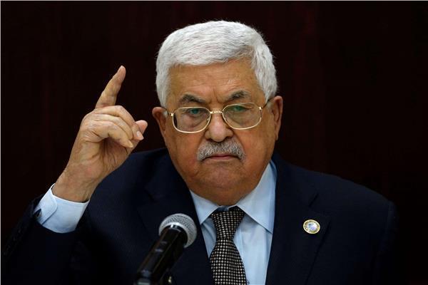 الرئيس الفلسطينى