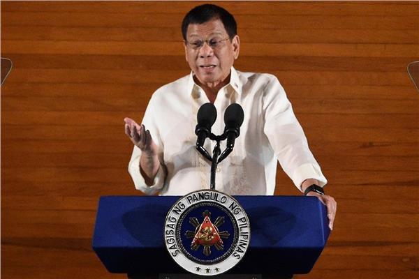 الرئيس الفلبيني