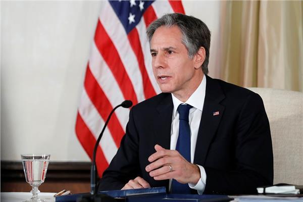 أنتوني بلينكن وزير الخارجية الأمريكي