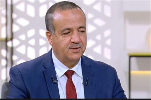 الدكتور حسن مهدي أستاذ النقل والطرق بهندسة عين شمس