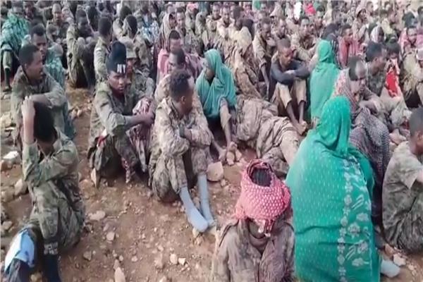 الجنود الإثيوبيون