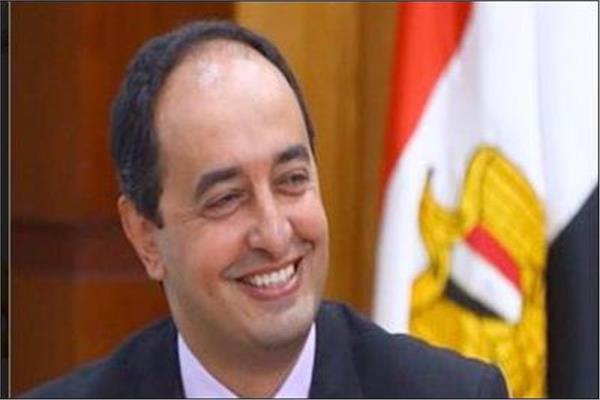 الدكتور عمرو عثمان مساعد وزيرة التضامن