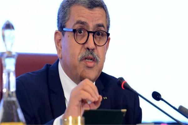 عبد العزيز جراد الوزير الأول الجزائري