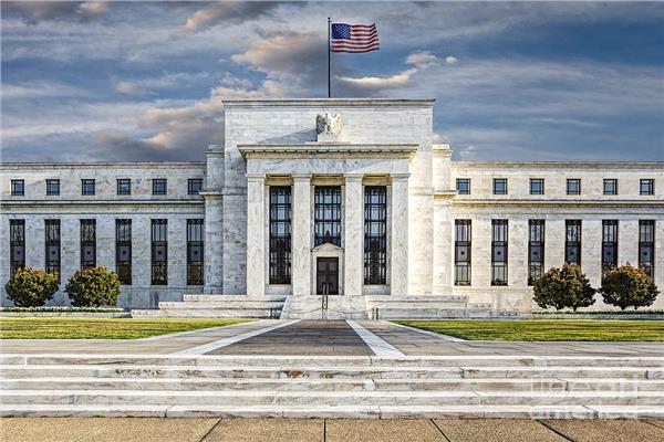 البنك الاحتياطي الفيدرالي