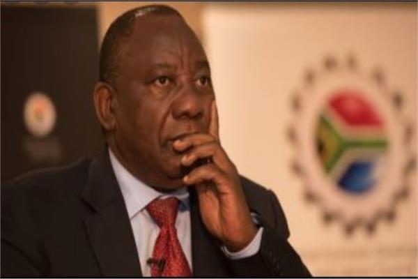 رئيس جنوب أفريقيا