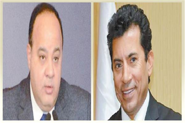 د.أشرف صبحى -  أحمد جلال