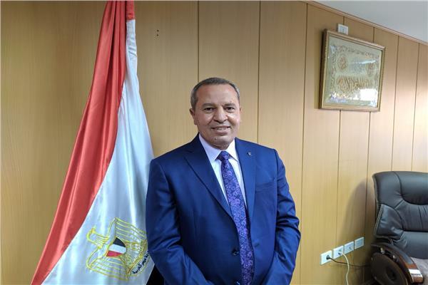 الدكتور سعد مكي وكيل وزارة الصحة