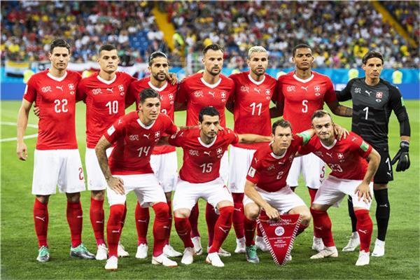 منتخب سويسرا