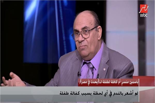 الدكتور مبروك عطية الأستاذ بجامعة الأزهر