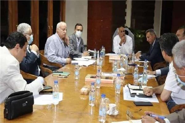 اللجنة المكلفة بإدارة نادي الزمالك برئاسة حسين لبيب