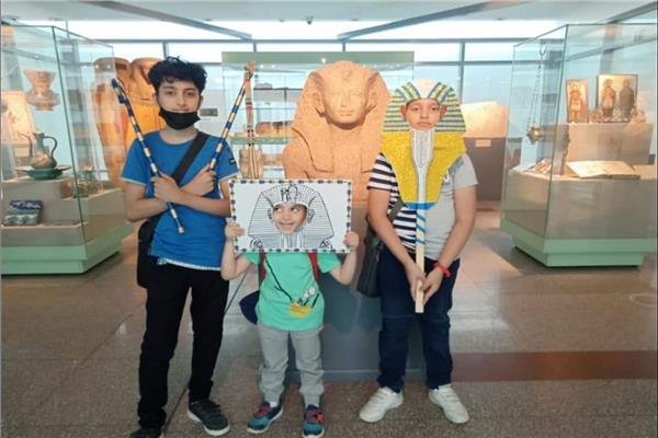 متحف المطار يشهد علي فعاليات الوحدة و الاستقرار