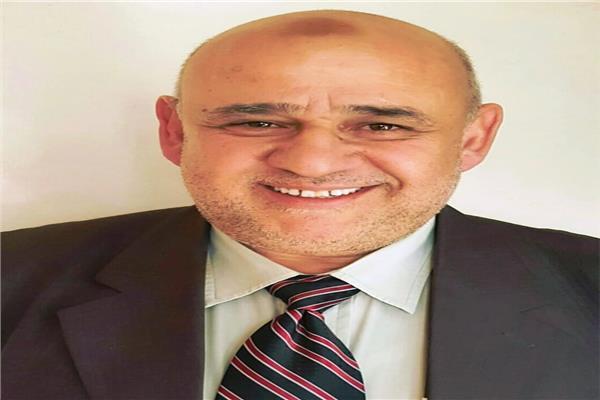 الدكتور أشرف خليل مدير معهد بحوث أمراض النباتات