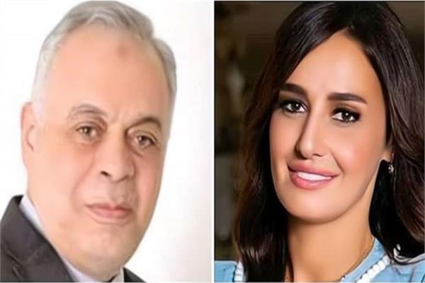 حلا شيحة وأشرف زكي