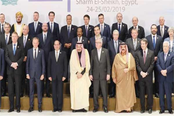 مصر نوعت علاقاتها الدولية